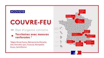 Covid-19 : État d'urgence sanitaire et couvre-feu, les mesures en Essonne