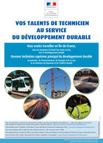 DEVENEZ TECHNICIEN SUPERIEUR PRINCIPAL DU DEVELOPEMENT DURABLE