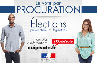 Elections : vote par procuration
