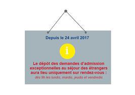 Information Du Bureau Du Sejour Des Etrangers Actualites Accueil