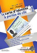 LA CARTE D'IDENTITE A PORTEE DE CLIC ! En Essonne le 28 février 2017