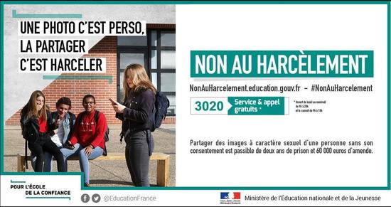HARCELEMENT ECOLE