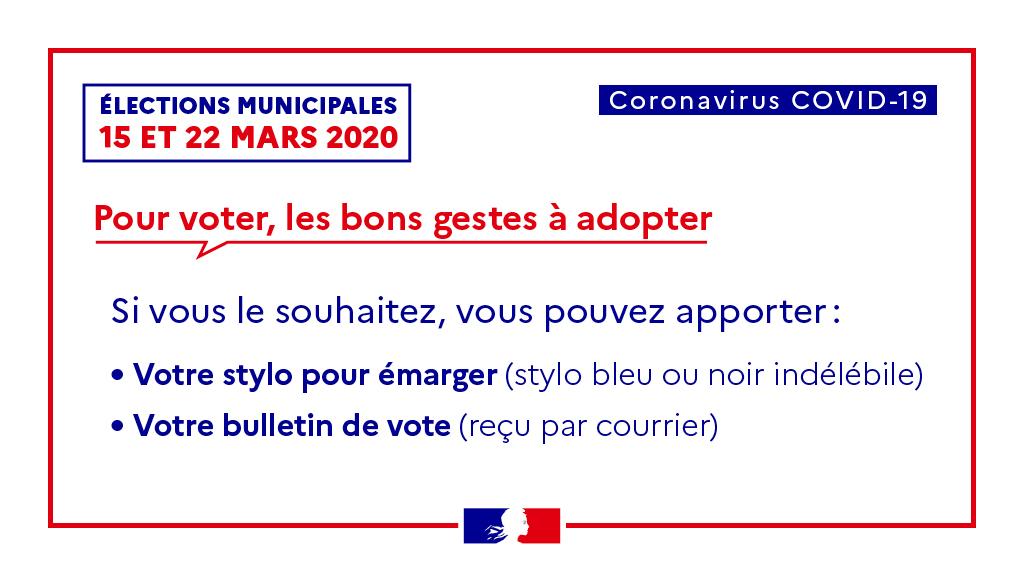 Elections Municipales Et Communautaires 15 Et 22 Mars 2020 Actualites Accueil Les Services De L Etat Dans L Essonne