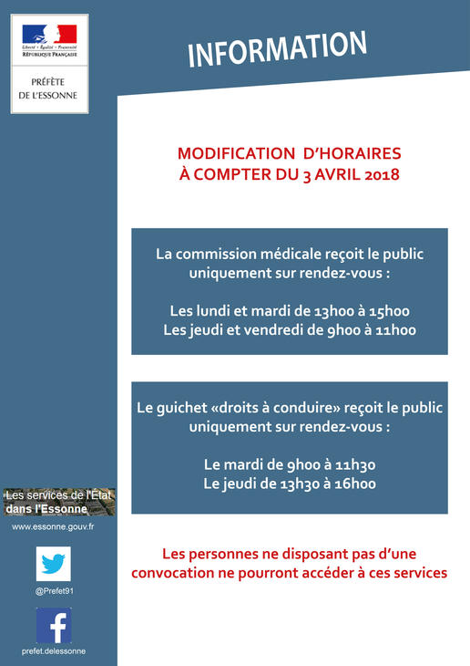 INFORMATION guichets