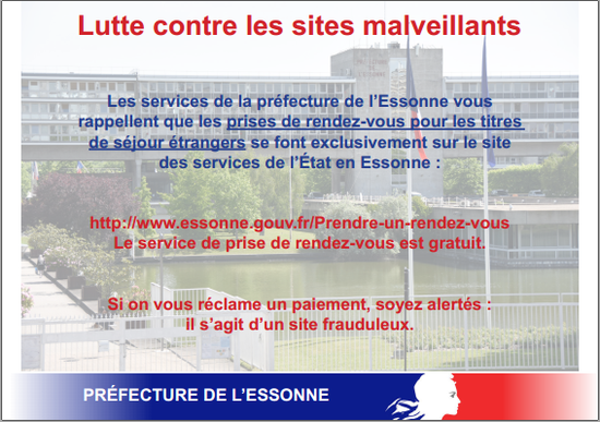 Sites malveillants